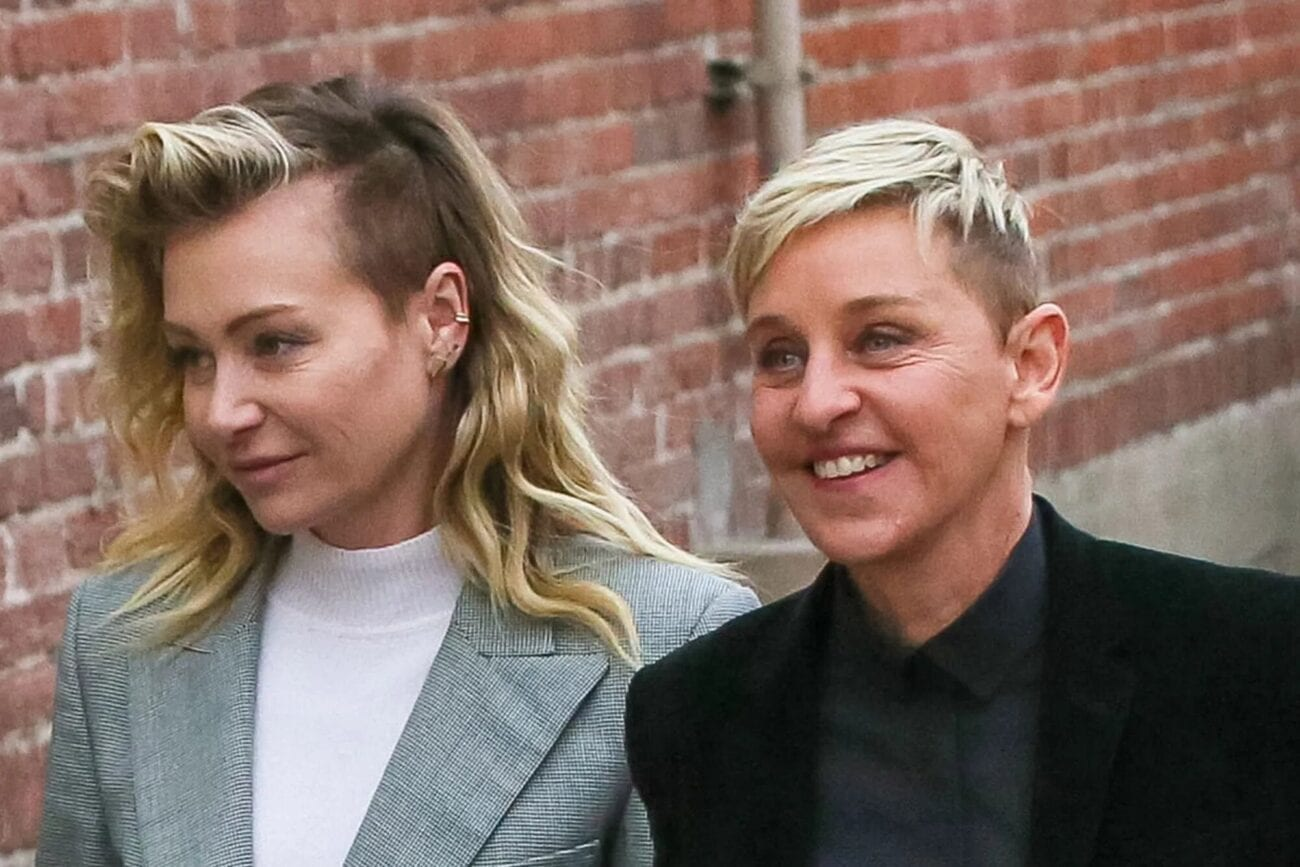 This isn't the first time Portia de Rossi has defended her wife from media scrutiny. Here's what Portia had to say about Ellen DeGeneres.