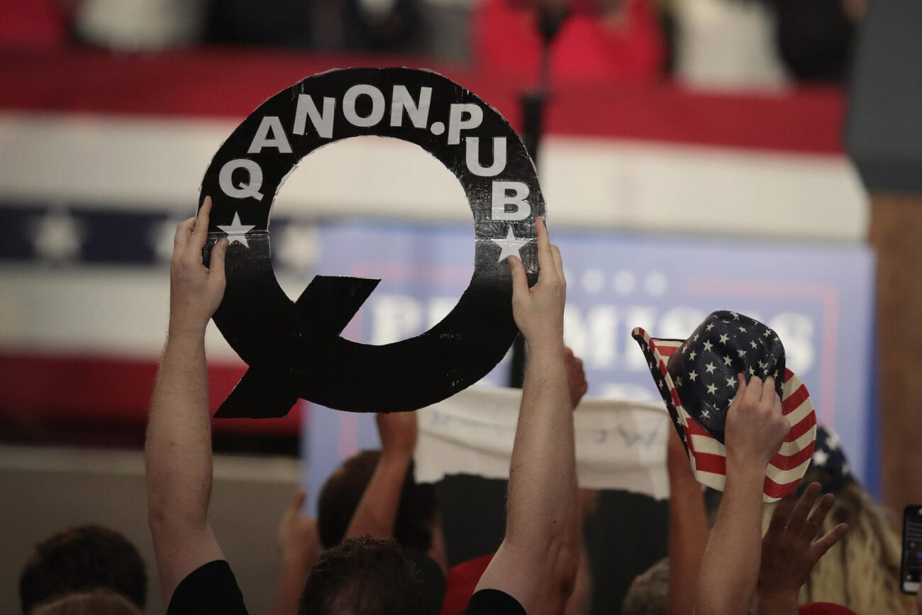 The FBI has declared this group domestic terrorists, but what has QAnon done with their posts to warrant such a ranking? Here's a quick guide.