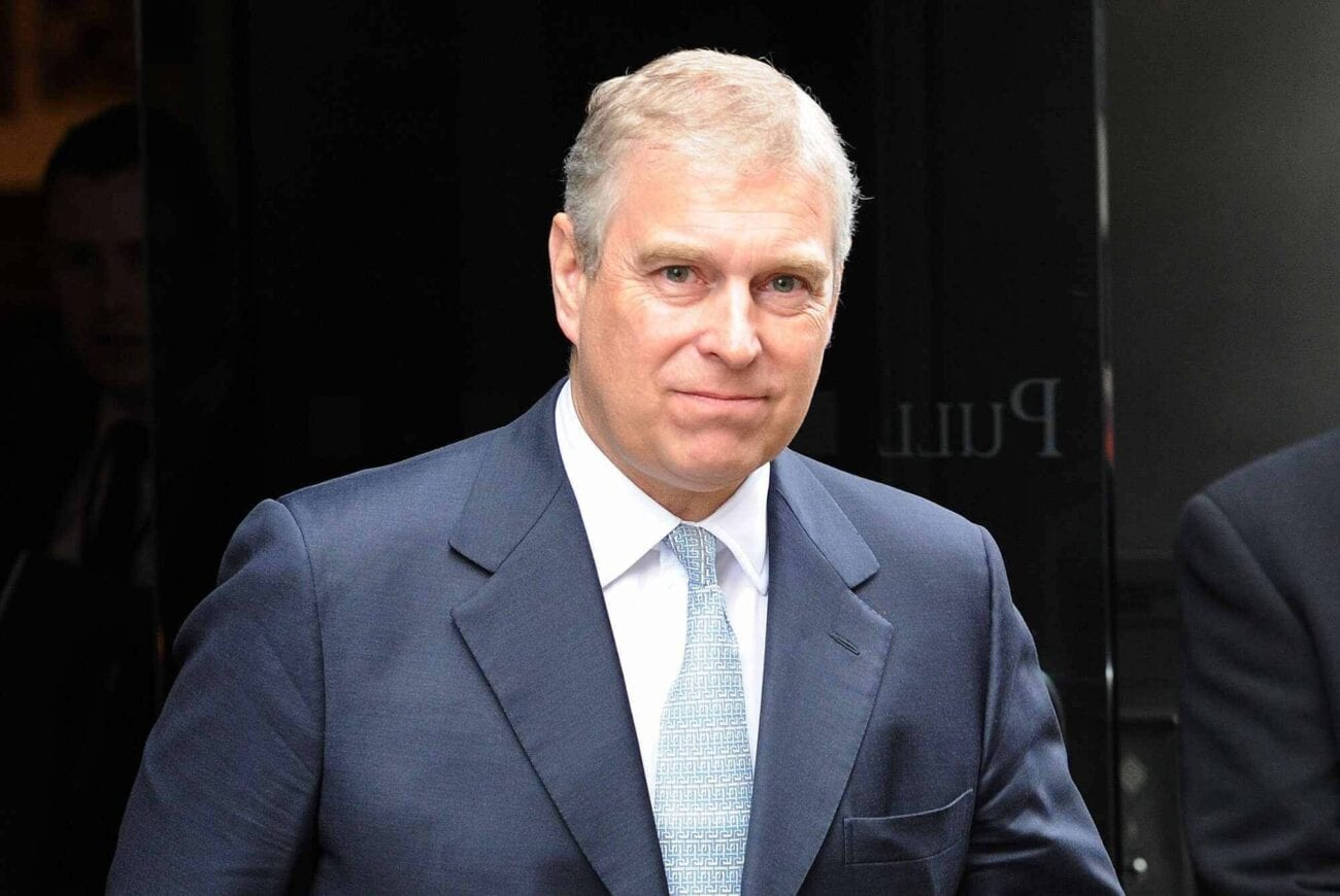 Prince Andrew continues to face backlash for his ties to Jeffrey Epstein's human trafficking ring. Is Prince Andrew still part of the royal family?