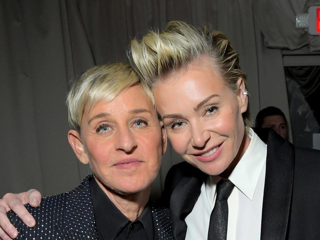 Ellen DeGeneres's wife, Portia de Rossi, took to Instagram today in order to show support to her wife. Here's what we know about the campaign.