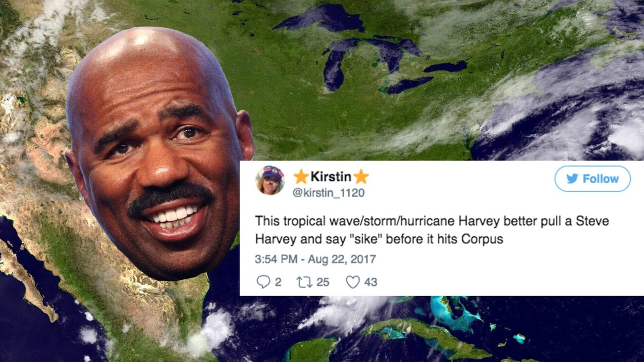 With double-whammy hurricanes heading for Texas right now, Texans are doing what they can to prepare. Texas, we send our prayers & memes your way.