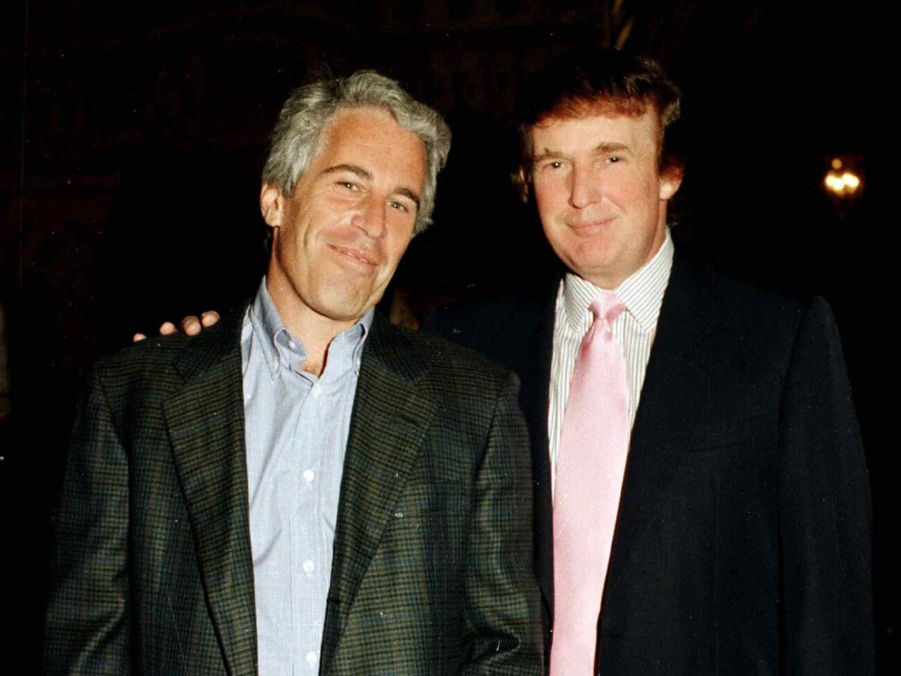 An Axios interview with Donald Trump went viral yesterday. Is Jeffrey Epstein's death suspicious? Let's look at what Trump has to say.