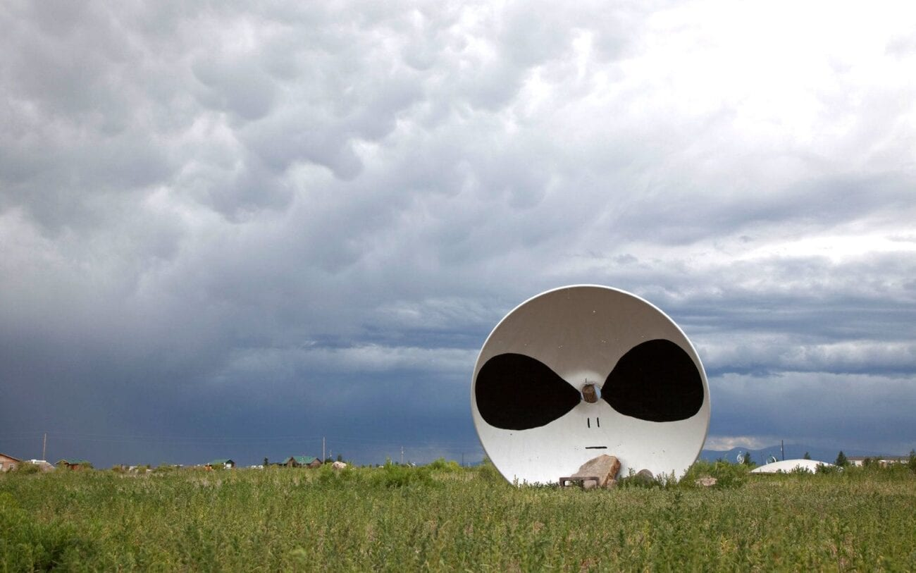 Are we alone in this vast universe? Whether you're an alien-hunter or simply a star-gazer, Colorado's UFO Watchtower will convince you that UFOs are real.