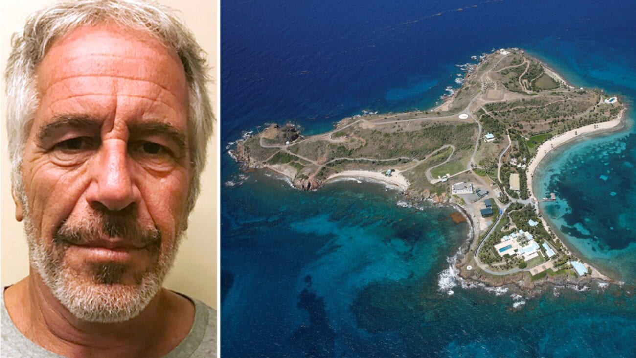 Jeffrey Epstein is know for having a private island in the Caribbean & many people visited him there. However, some guests are rather surprising.