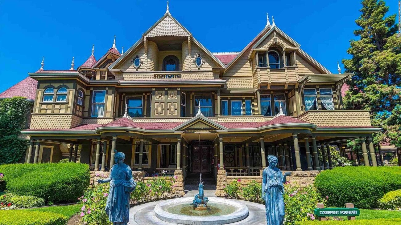 For those of you unfamiliar with the lore behind the Winchester Mystery House, then let's tell you a story about the tragedy in the original haunted house.