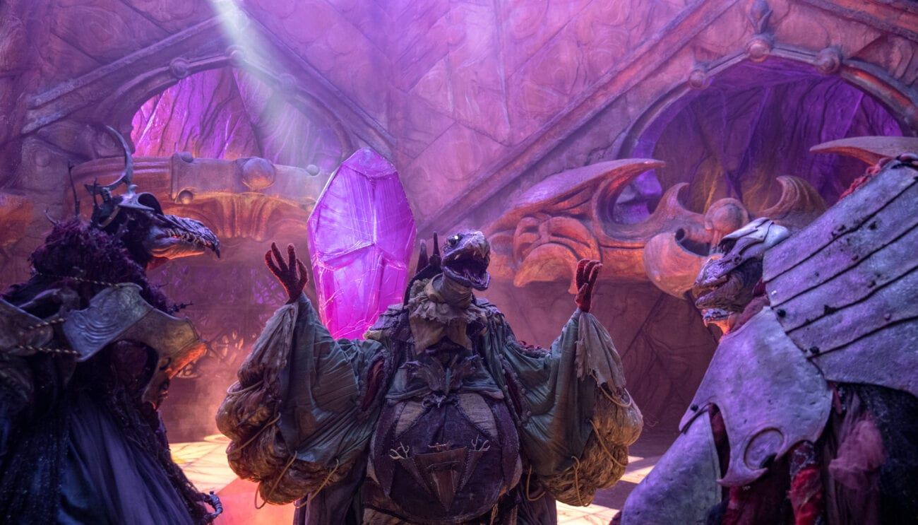 'Dark Crystal: Age of Resistance' just won an Emmy, but two days later Netflix canned the second season. Why is that?