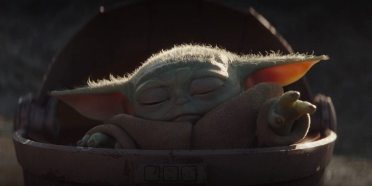 'The Mandalorian' season 2 trailer is out, and the Baby Yoda craze has returned. What better way to express your excitement than with Baby Yoda gifs?