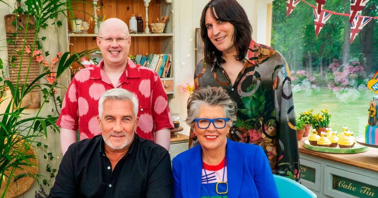 'The Great British Bake Off' has returned with tasty (albeit vaguely horrifying) cakes and silly quips. Here's how you can catch the episodes.