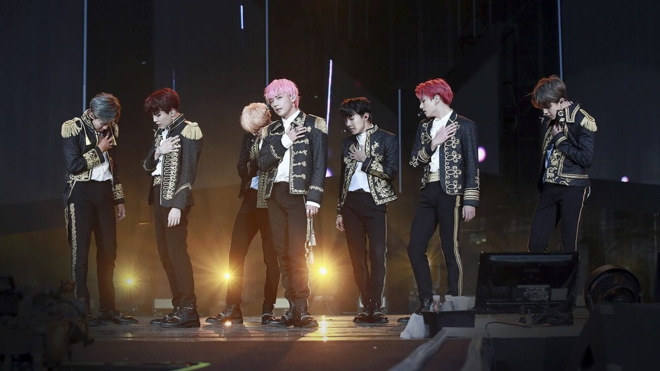 K-Pop band, BTS, have taken over the world with their catchy songs. What does BTS actually stand for?