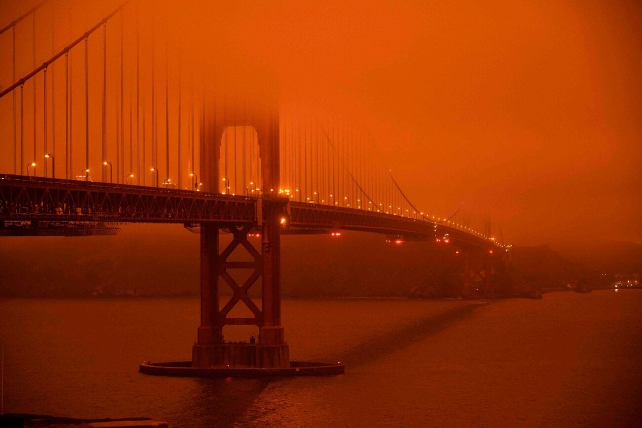 It may not have been an accident that California is on fire. Police investigated incidents near existing wildfires and already arrested suspects for arson.