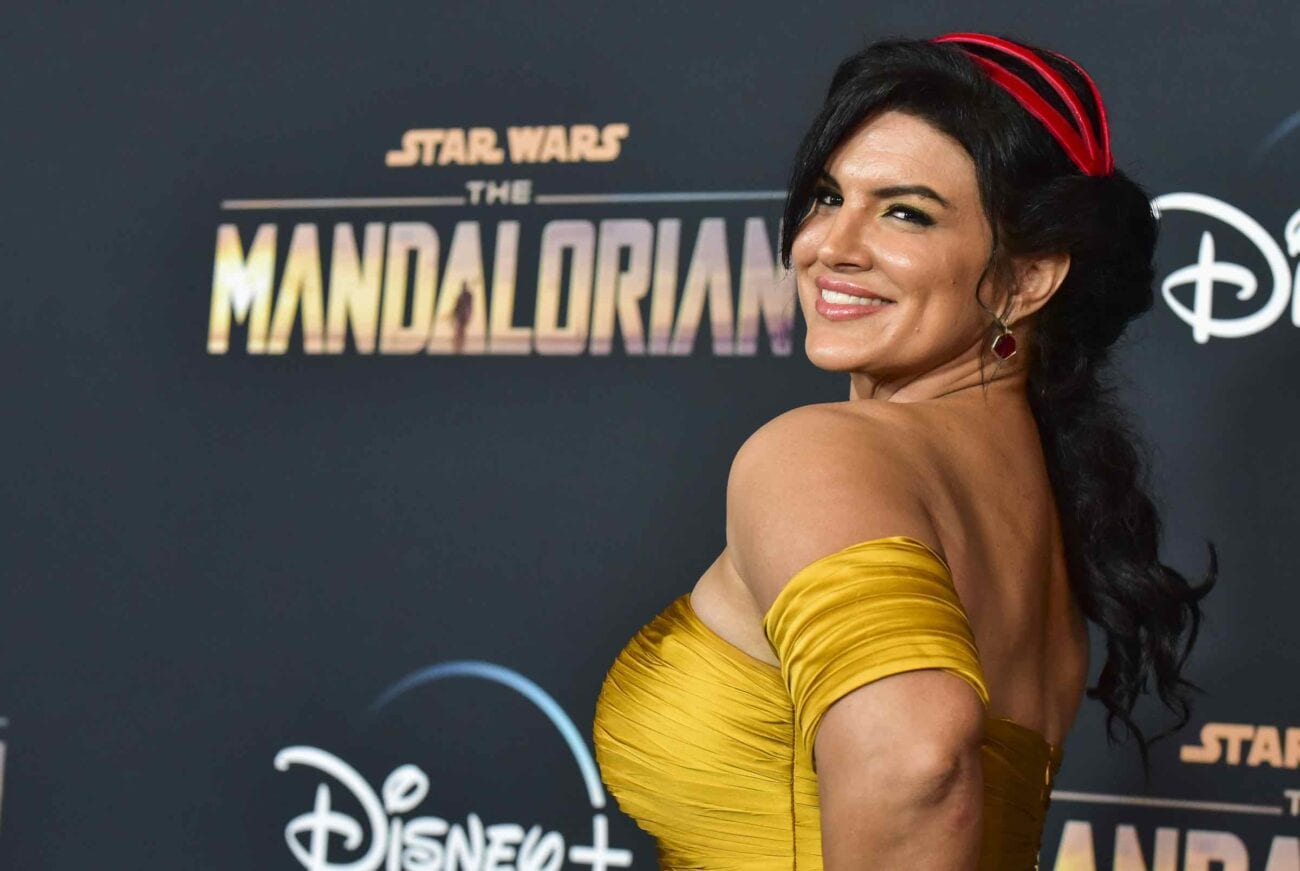 Fans of 'The Mandalorian' have been less than pleased with Gina Carano's Twitter antics. Here's everything you need to know.