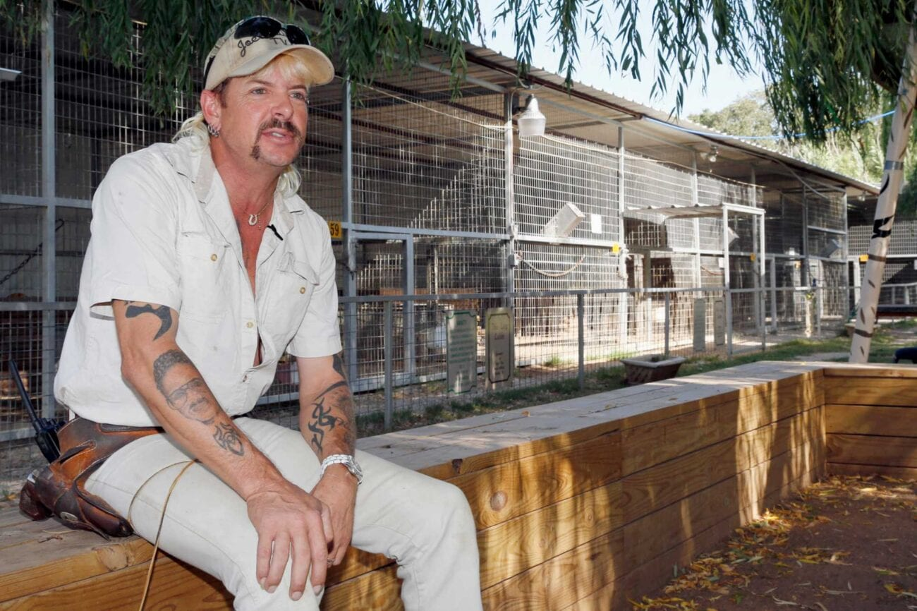 Is the zoo Joe Exotic owned haunted? 'Ghost Adventures' wants to find out. Find out why the ghost hunters think Joe Exotic's zoo has ghosts.