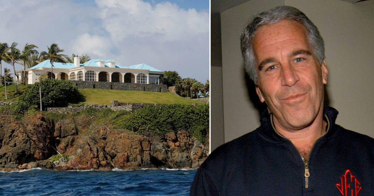 Jeffrey Epstein's private island was no paradise. Check out these strange photos proving how sinister Little St. James really was.