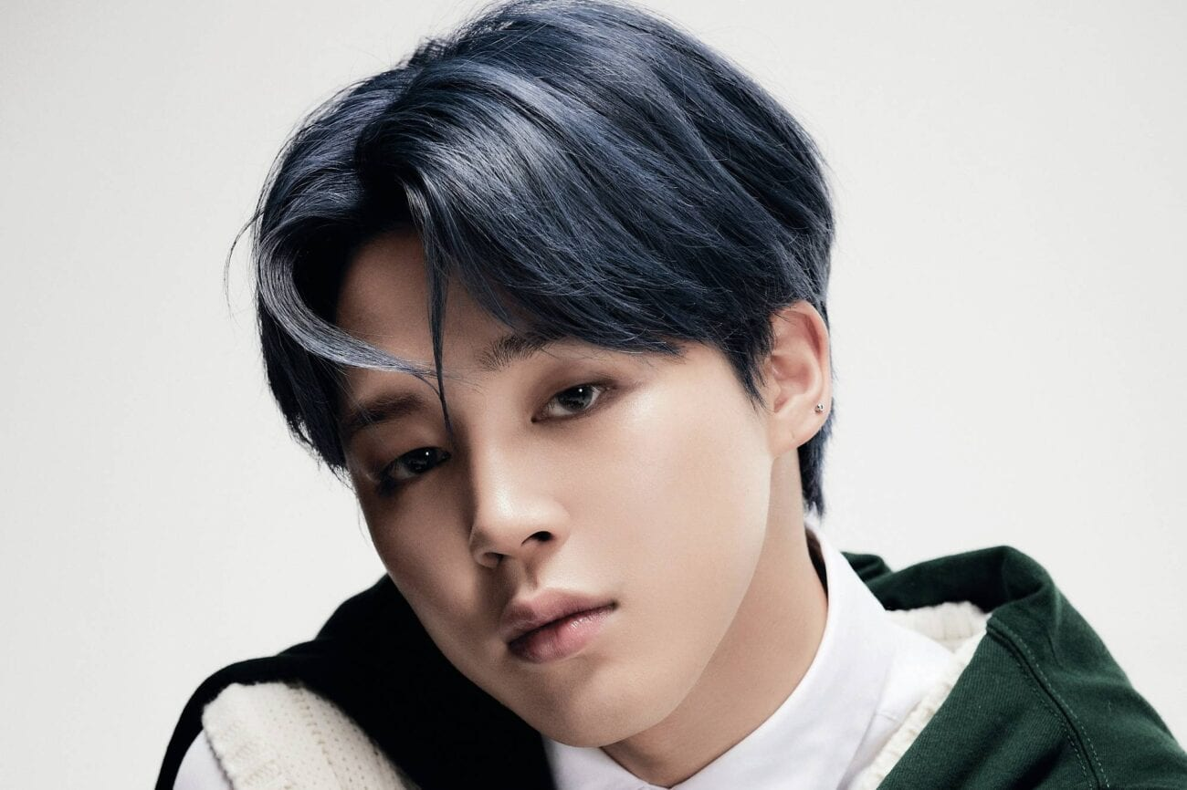 Jimin has gotten several mysterious tattoos over the years. Find out what they are and what each tattoo means to the BTS star.