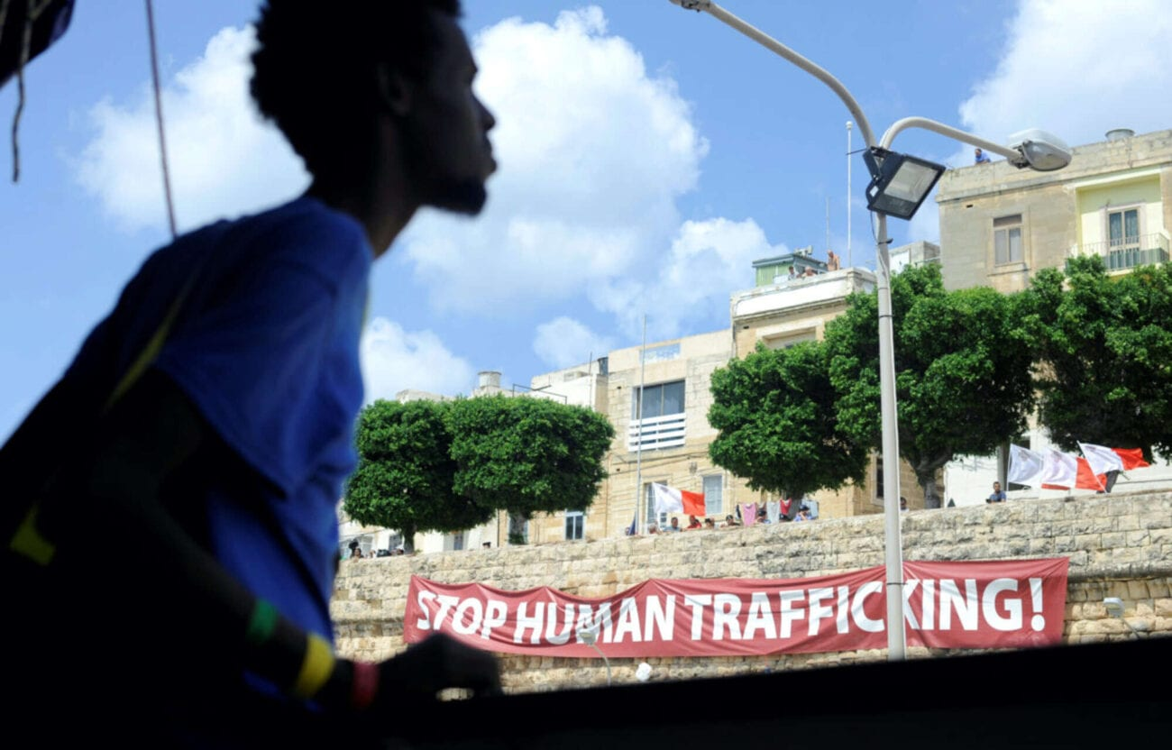 Is the U.S. doing enough to end human trafficking? Learn about the new DOJ efforts to stop human traffic in its tracks.