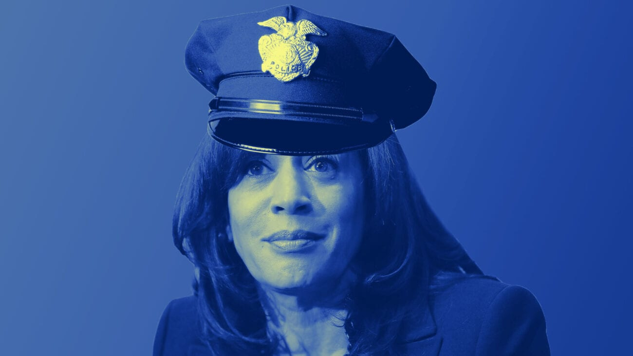 """Not everyone is over-the-moon with Joe Biden's """"top cop"""" VP pick. Have a laugh during these tense political times with these wicked Kamala Harris memes."""