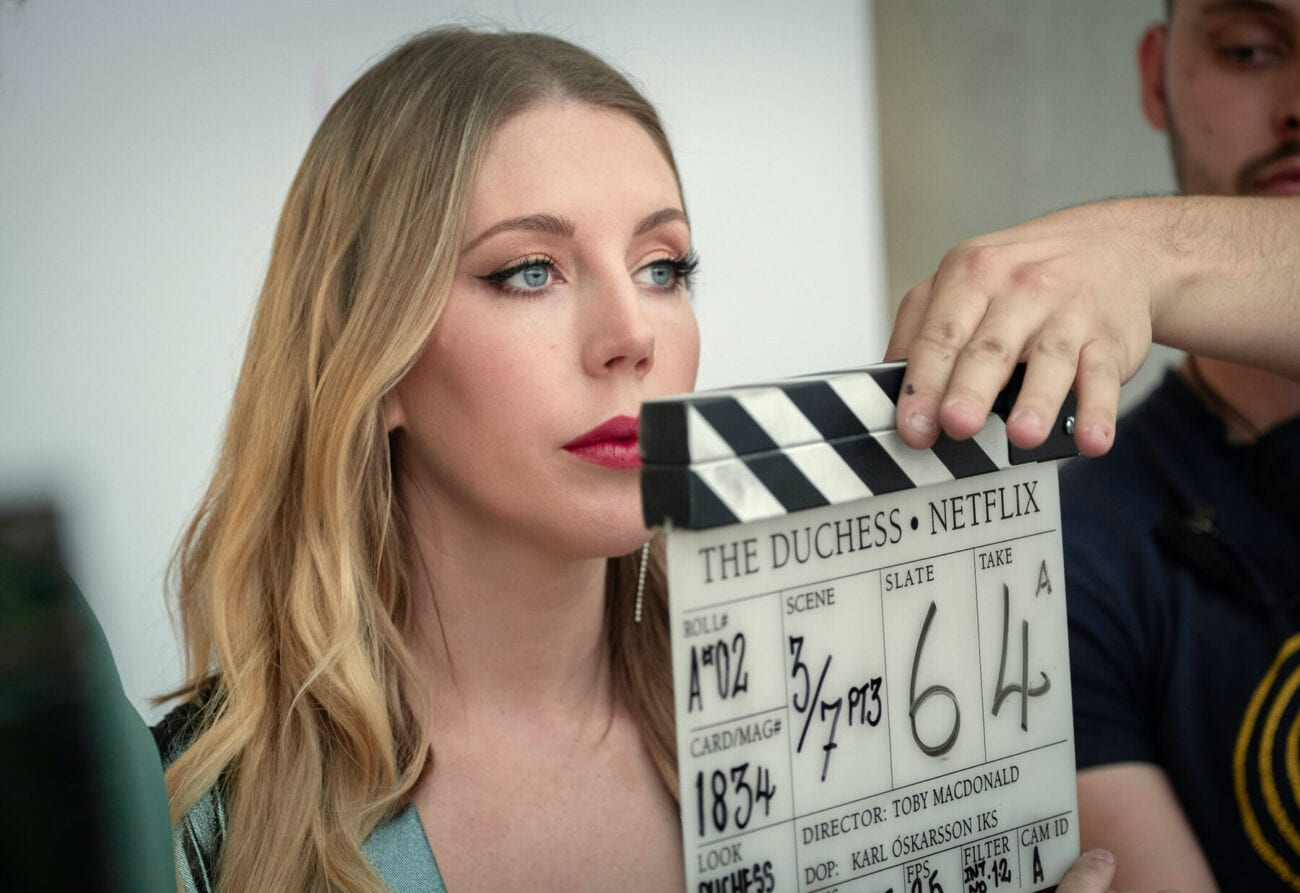Katherine Ryan's latest endeavor on Netflix, titled 'The Duchess', may not have been the wisest move. Should Katherine Ryan give up the actress career?