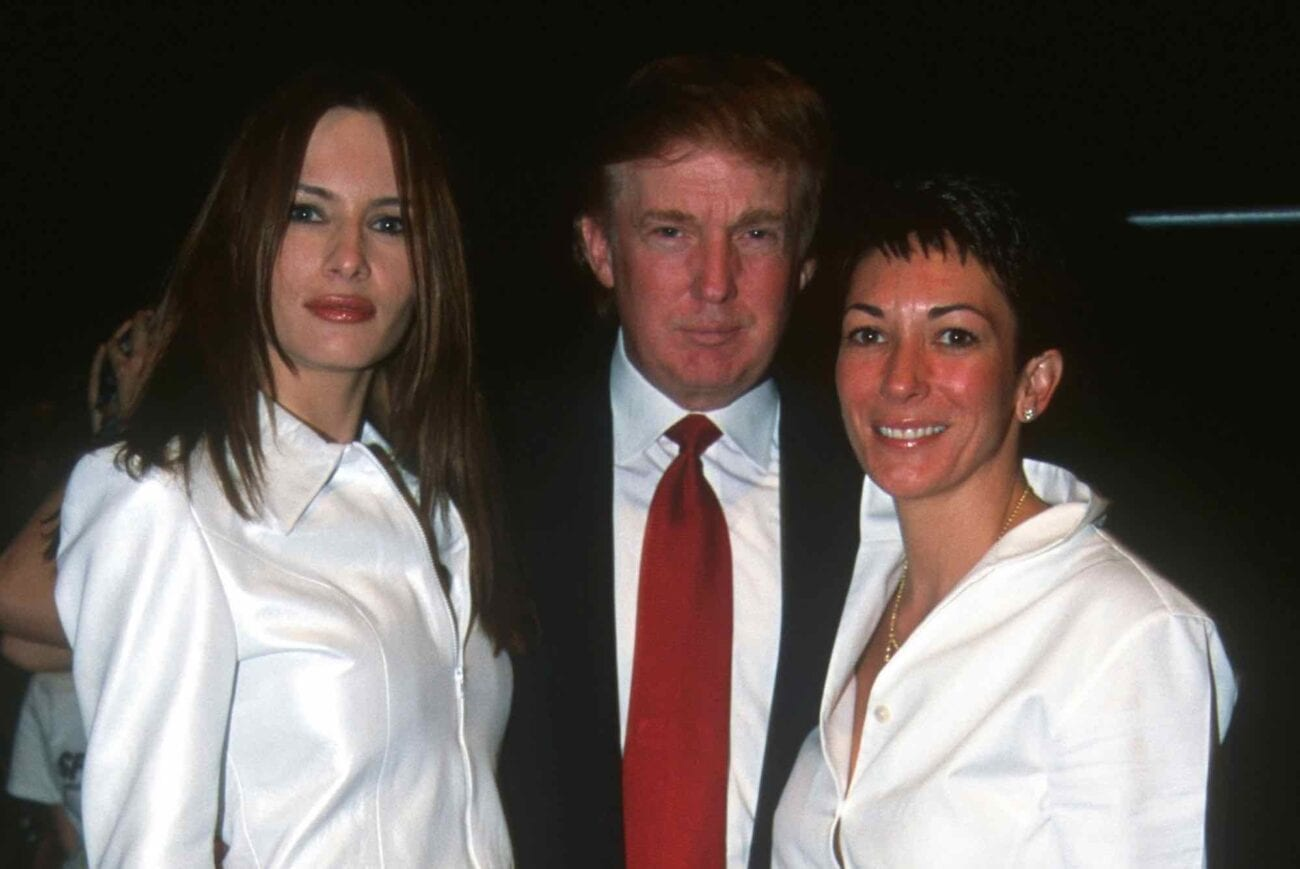 How many names can Ghislaine Maxwell name? Discover how many celebrities Maxwell took photos with and if they're connected to Epstein.