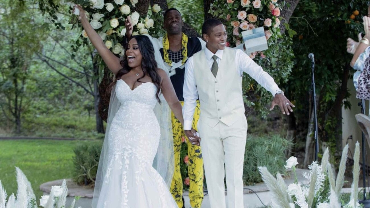 Niecy Nash shocked the world with a surprise wedding! Cut yourself a piece of cake and find out all about Nash's new wife and their special day.