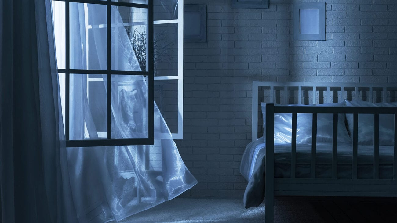 We've taken a look at the many chilling, paranormal shows that are out there and come up with this shortlist. Prepare to be scared.