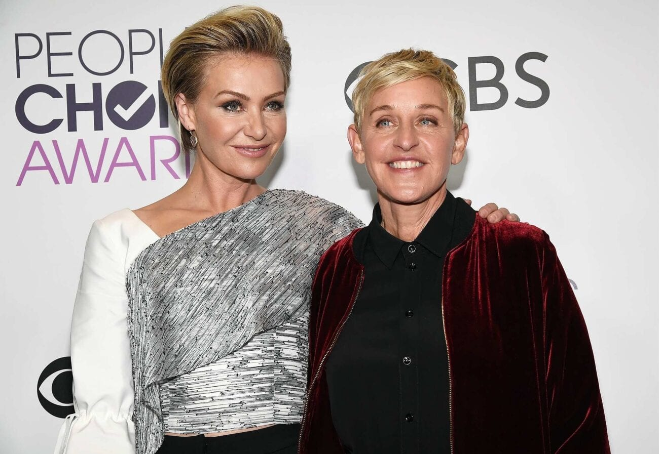 Ellen DeGeneres and Portia de Rossi have been married since 2008. Here's what we know about married life between the pair.