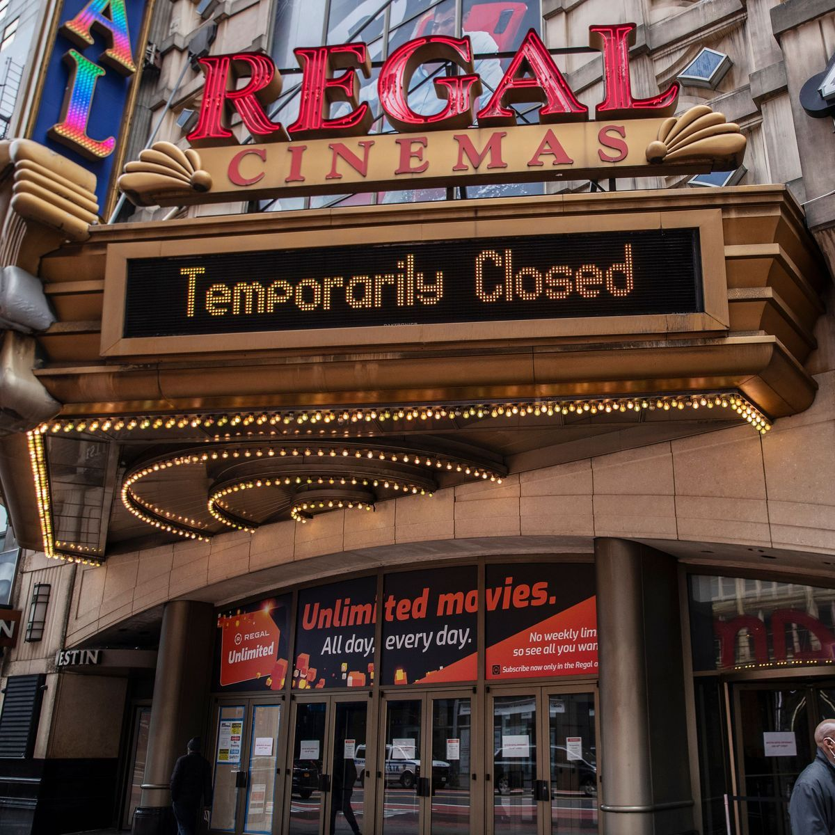 Regal Cinemas is one of the biggest theater chains around, trailing just behind AMC. What's this movie theaters plan going forward?