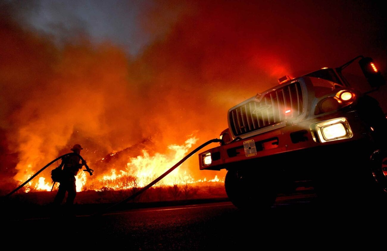 What's happening with the wildfires in California today? Here's how a gender reveal party went so wrong and caused mass destruction.