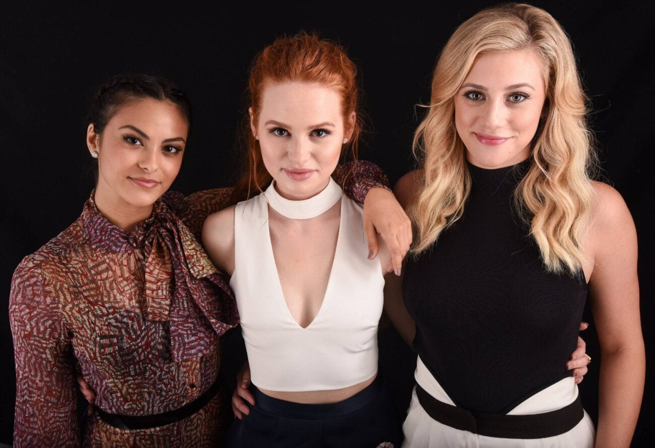 'Riverdale' stars Lili Reinhart, Camila Mendes, and Madelaine Petsch have started a TikTok account for fans of the series. Here's a season 5 sneak peak.