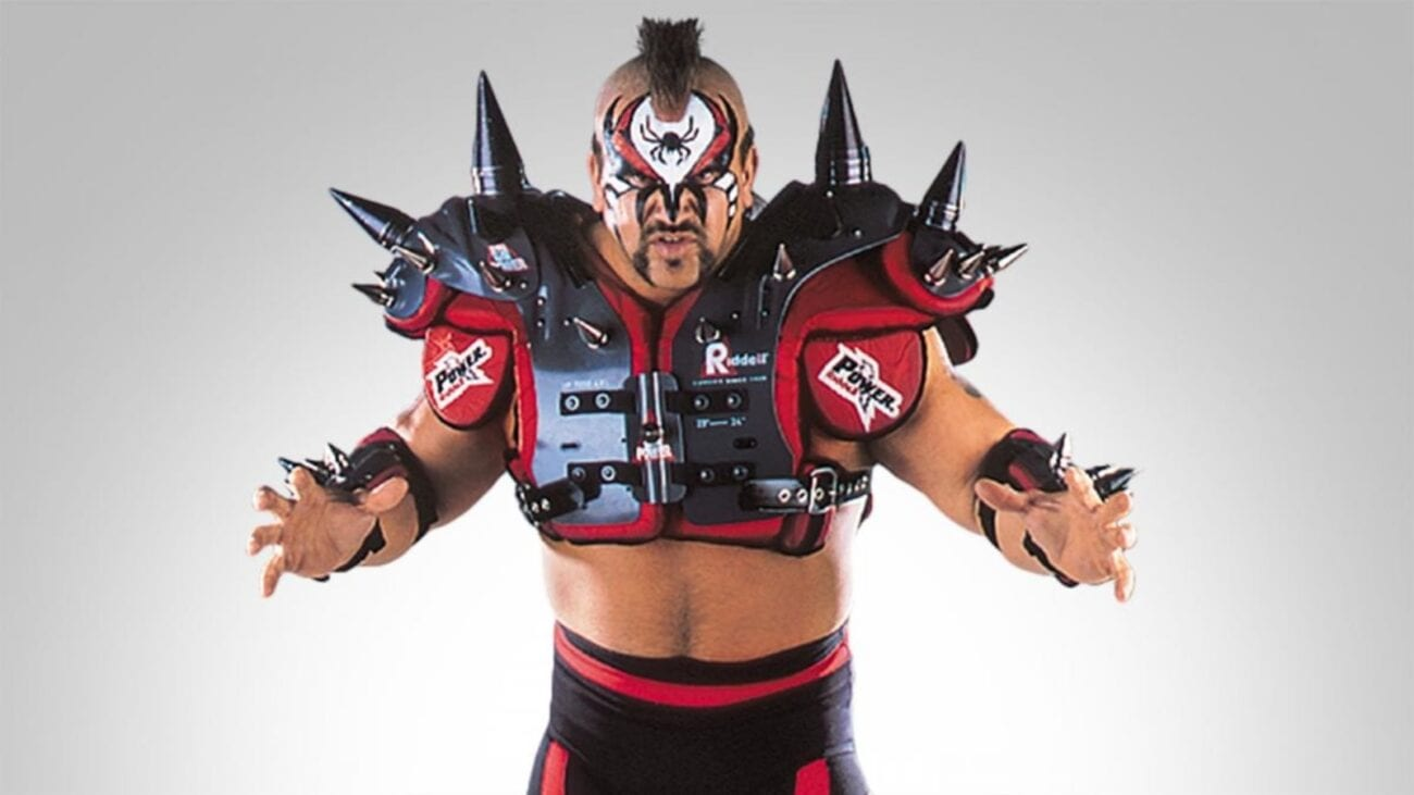 Road Warrior Animal and Hawk have been reunited due to the devastating passing of Joseph Laurinaitus. Here are their iconic moments.