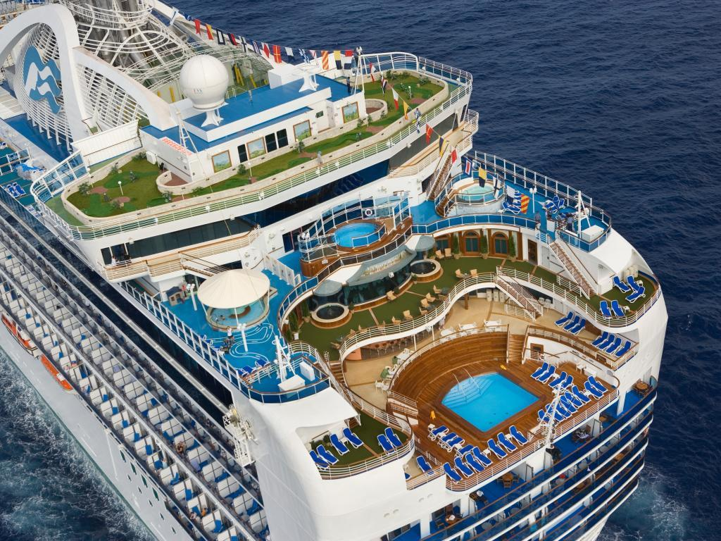 You might want to re-think that cruise. Discover how the 'Ruby Princess' cruise liner found out how fast COVID-19 travels in closed spaces.