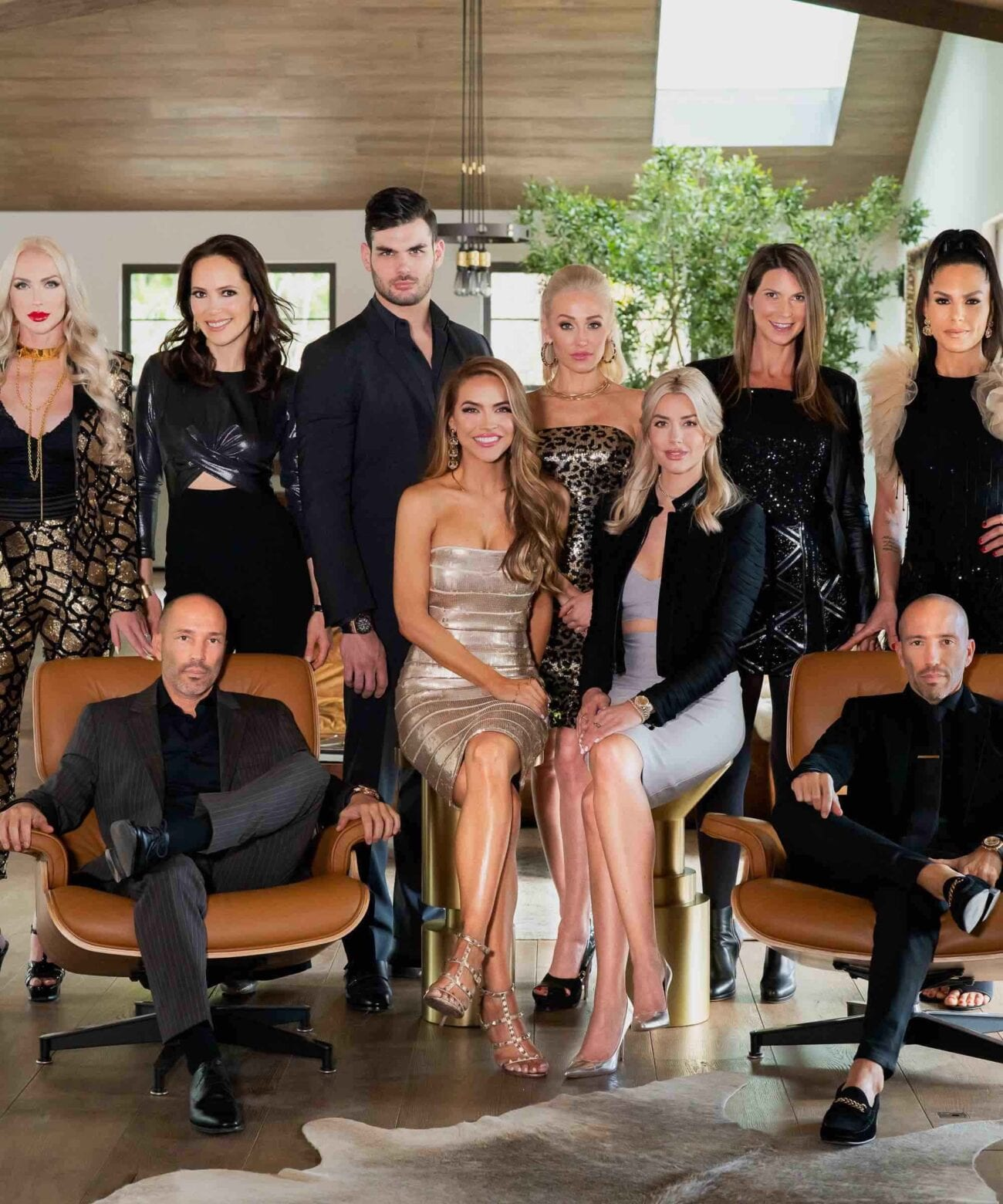 Are you hoping the 'Selling Sunset' cast will stick together? We're looking back at season 3 to see if there are hints the Oppenheim Group might split.