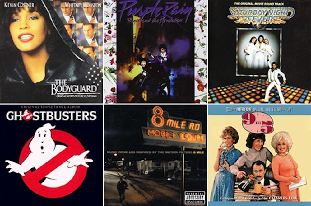 When we're watching a movie, we rarely realize that it is the soundtrack that creates an environment. Here are the most iconic soundtracks.