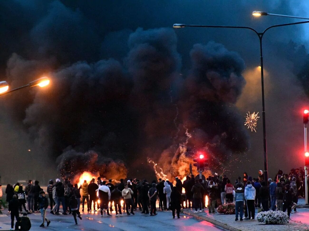 Once one of the safest countries in Europe, Sweden's crime map is now littered with gang-related incidents, terrorism, and street riots.