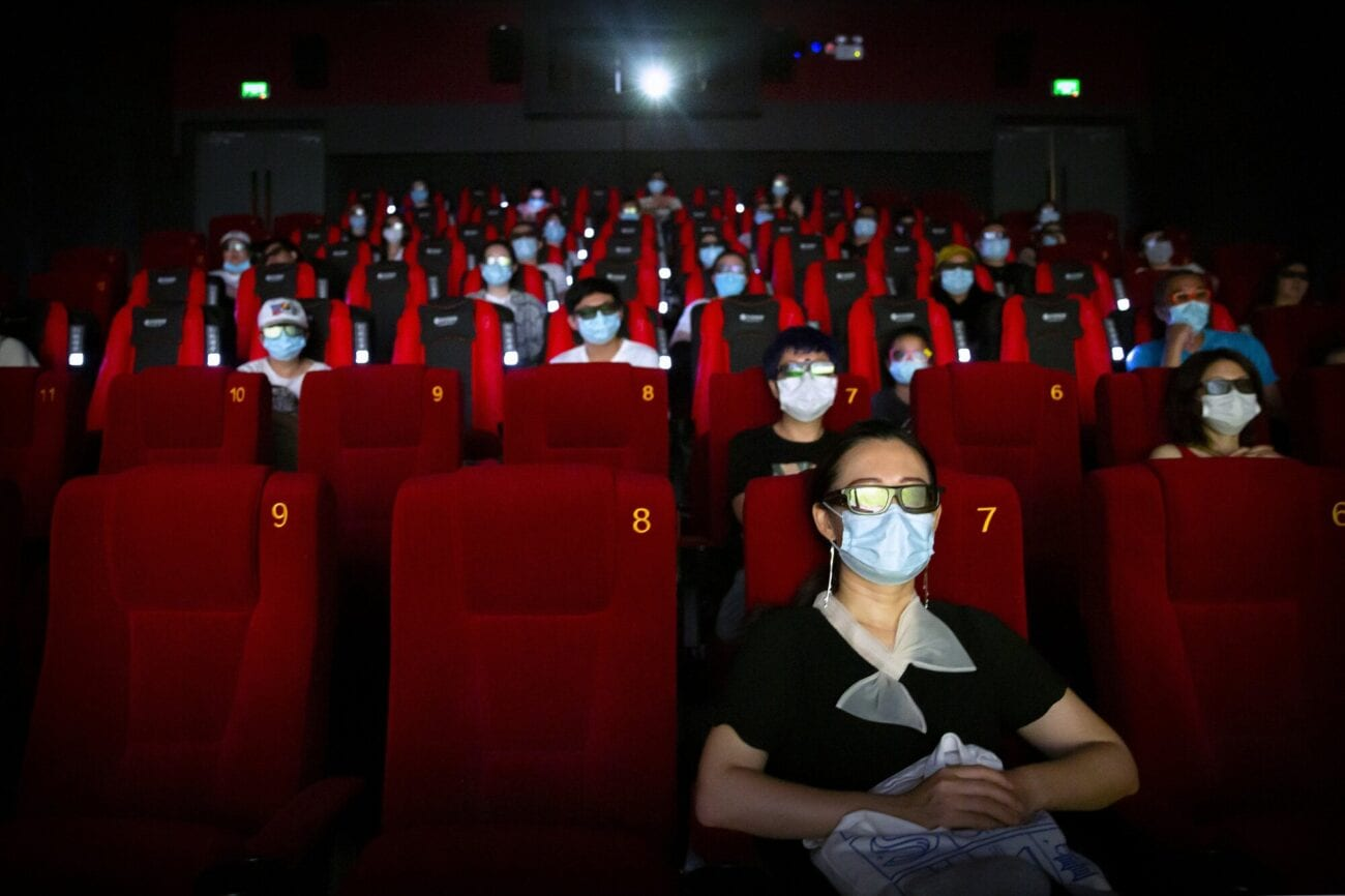 Filmmakers are keeping their films our of movie theaters despite some being open. What's going on and what does it mean for the future?