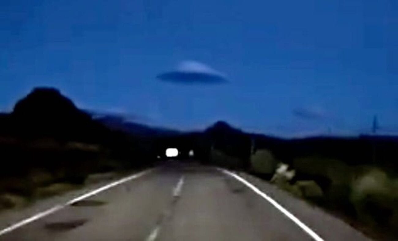 Are these UFO sightings real? Learn how aliens can mask their spacecraft to look like clouds and other UFO theories.