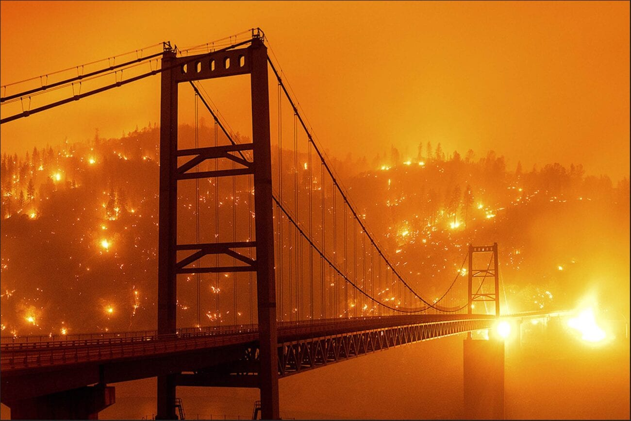 California is burning – as are Northern neighbors Oregon, & Washington. Why is this happening and what can we do about wildfires?