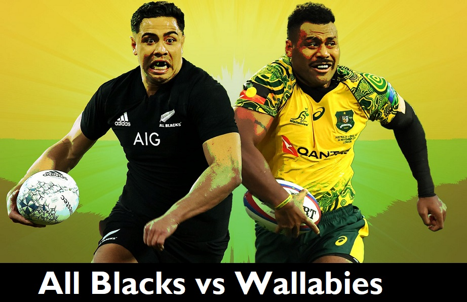 If you need a place to watch the New Zealand All Blacks vs Australia Wallabies rugby game, here's plenty of live stream sources for you.
