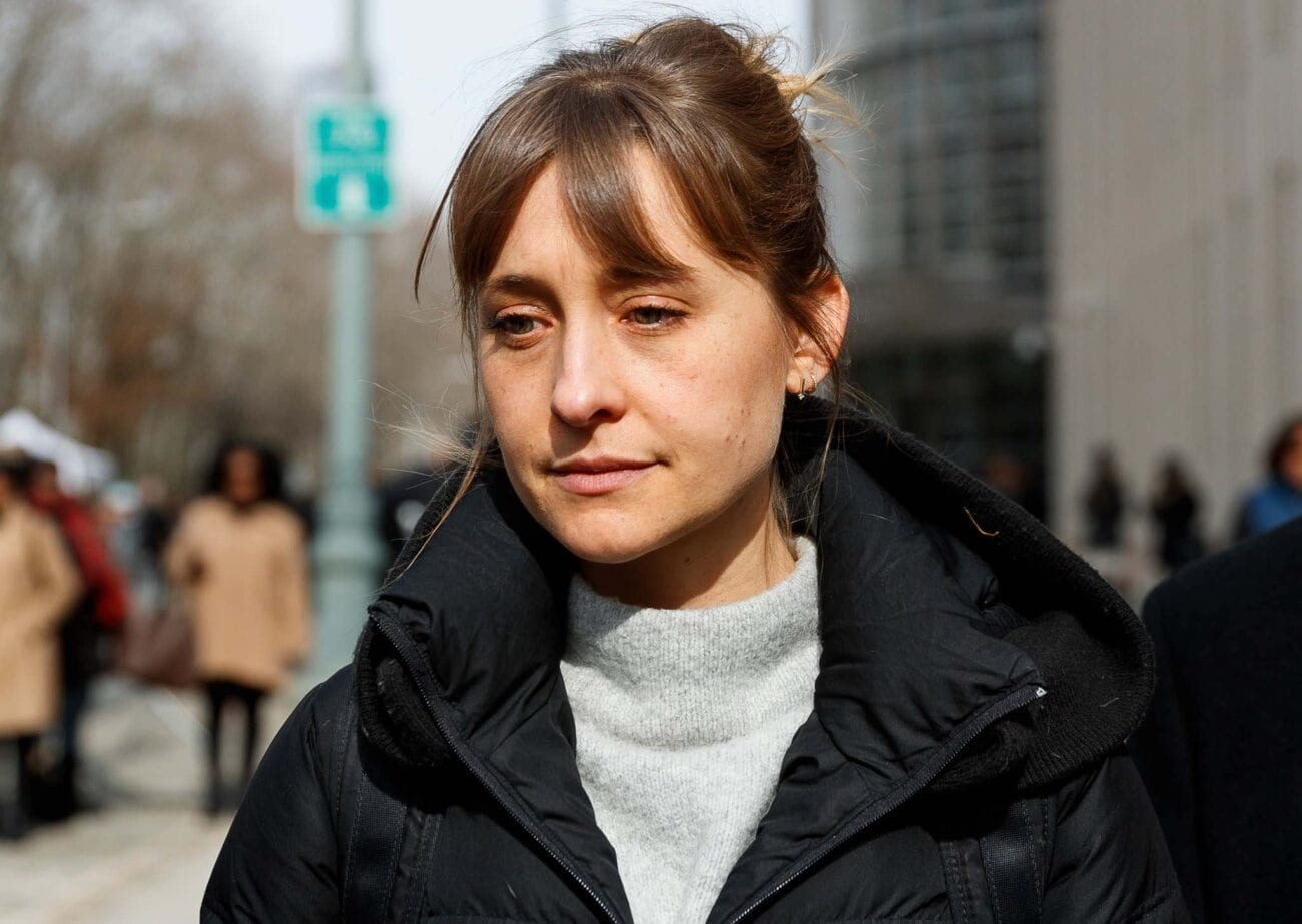 People will probably never really look at 'Smallville' the same way again. Did Allison Mack recruit her costars?
