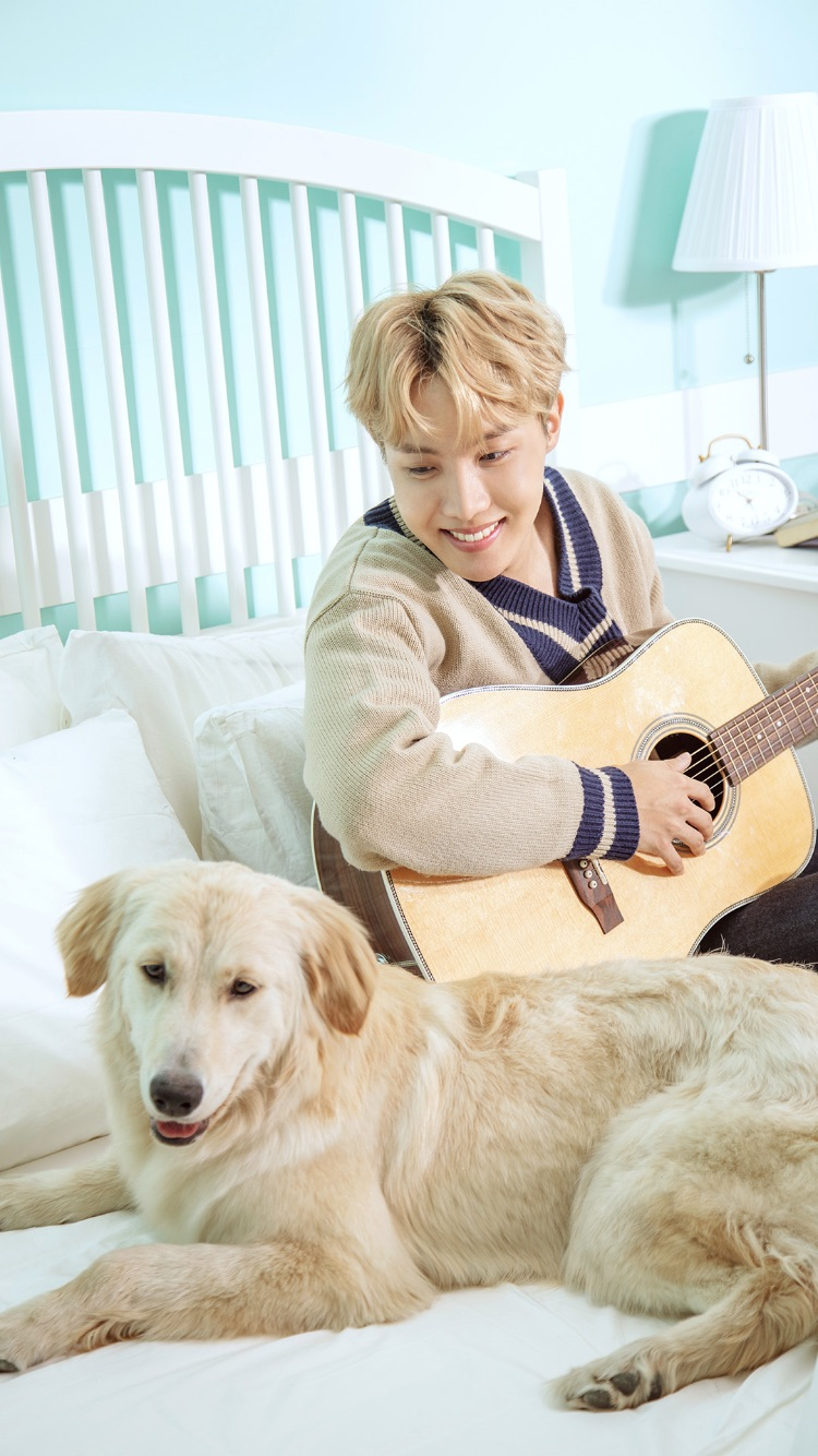BTS ARMY, do you everything about their dogs? Read up and take notes on all the cute, wonderful, fluffy facts about BTS's furry friends.