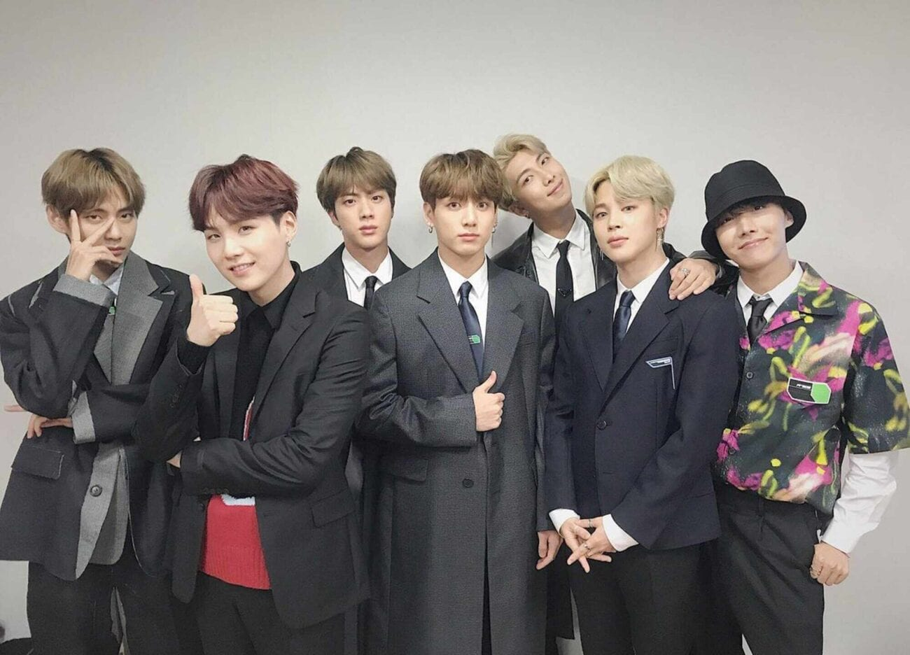 No members of BTS are getting married in 2020, but that didn't stop them from proposing with earbuds in a recent commercial.