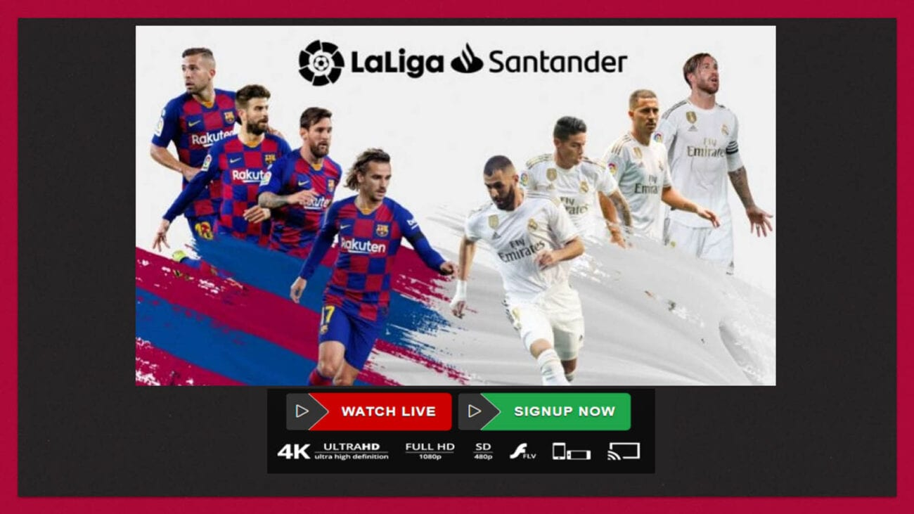 Wondering how to watch the 2020 El Clasico game live? We have all the information you could possibly need.