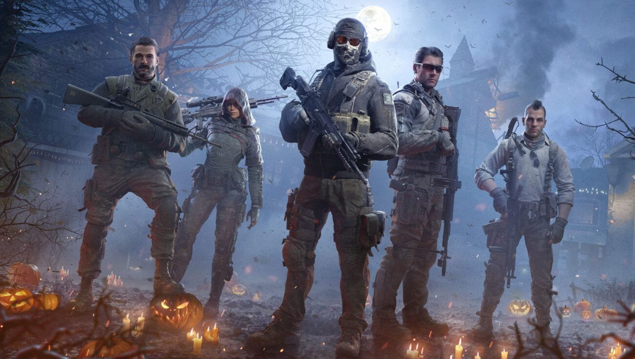 'Call Of Duty's Warzone' is bringing the fun with its Halloween event this year. Find out what you need to do to prepare.