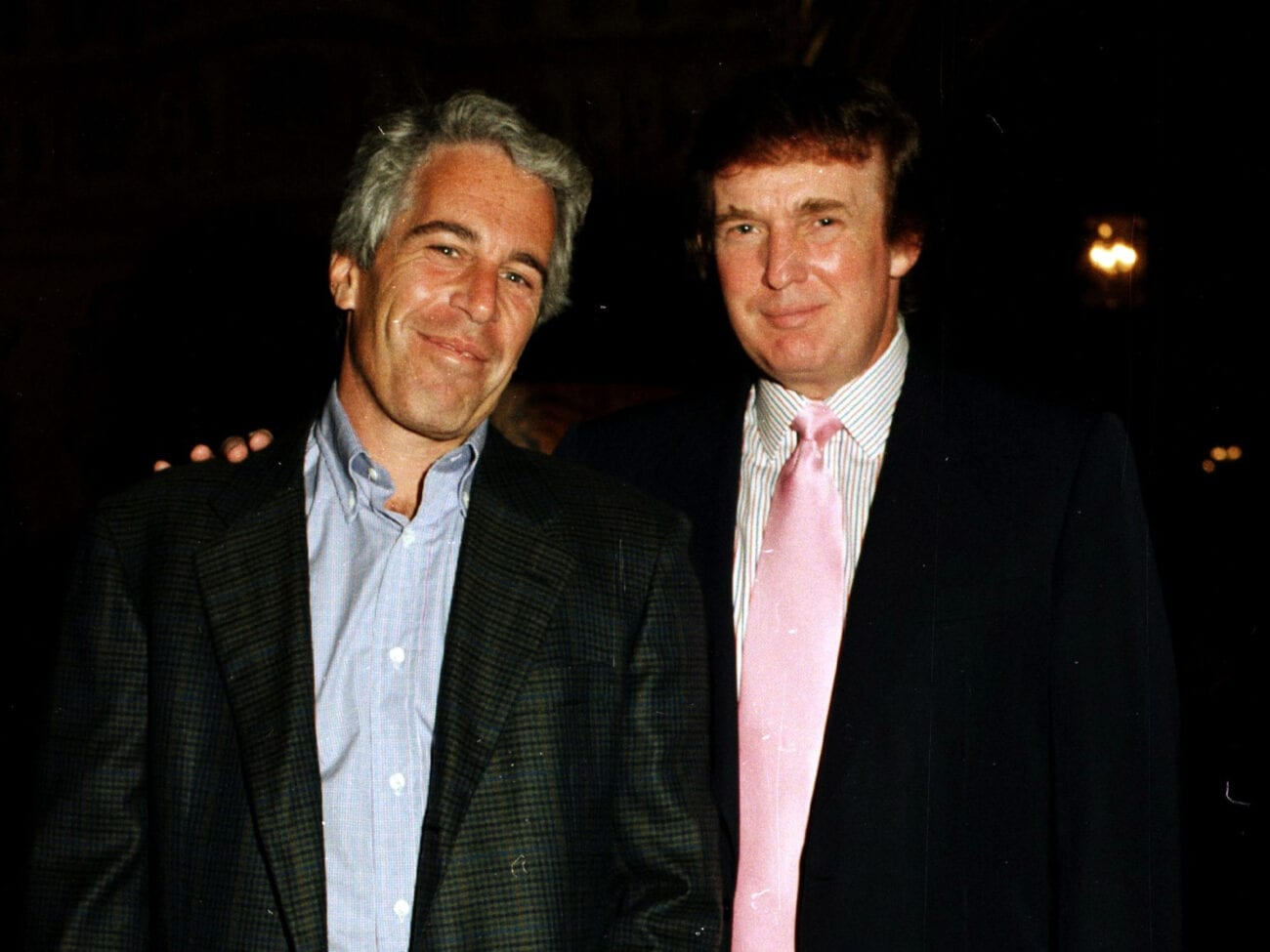 What happened between Jeffrey Epstein and Donald Trump in Mar-A-Lago? Check out everything we know.