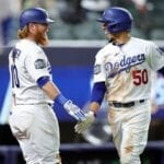 The World Series kicked off with the Dodgers taking their first win. Here's what went down in the Dodgers versus Rays game 1.