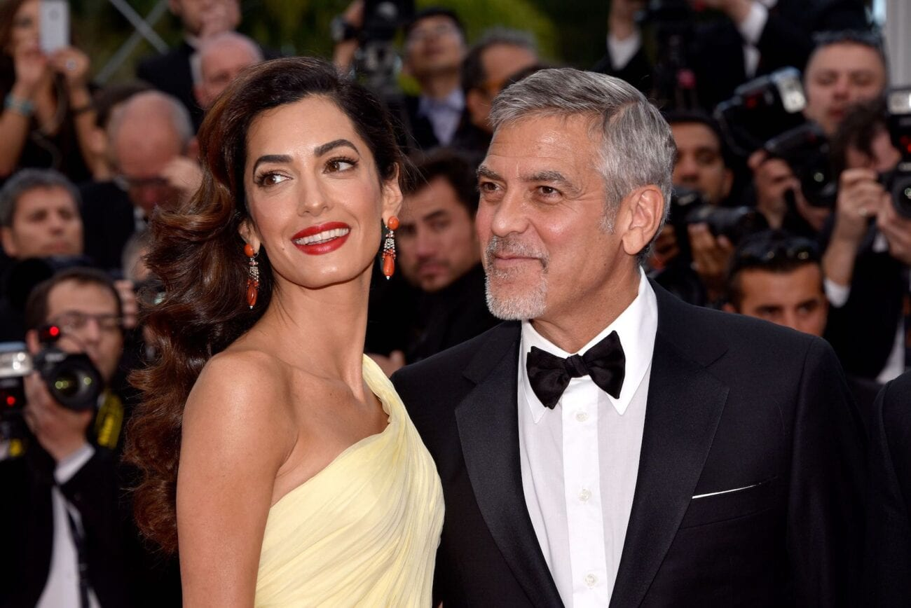 George Clooney and his wife haven't commented publicly, but rumors are rampant they're having marital problems. Here's the scoop on the Clooneys.