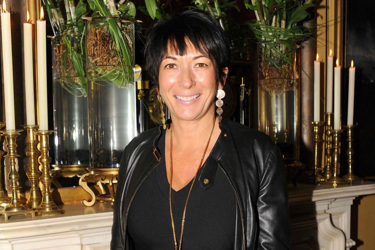Ghislaine Maxwell may be more of a hypocrite than we give her credit for. Check out this photo of her at a charity event opposing sex trafficking.
