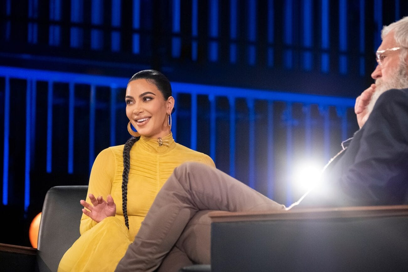 Kim Kardashian West recently did an interview with David Letterman talking about everything from her sex tape to the Paris robbery.