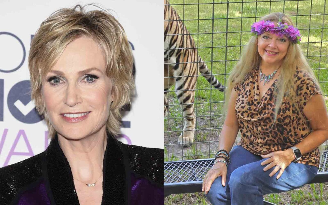 Carole Baskin just revealed that she's bisexual – and Jane Lynch seems excited about it. Here are memes reacting to the weird thirsting.