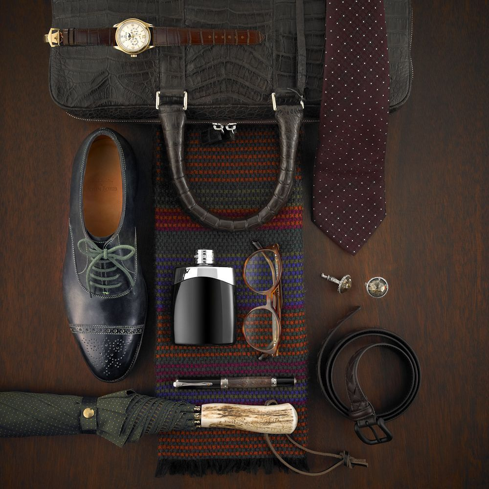 The first half of 2020 was a slow period for the fashion industry, but it's back with a bang. Check out these men's accessory must-haves.