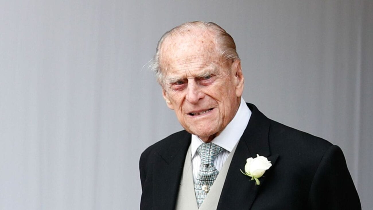 The Duke of Edinburgh opines on Prince Harry & Meghan Markle's own Brexit in 'Prince Philip Revealed: A Man of His Century'.